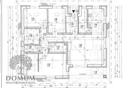 PROJEKT 4i rodinného domu pre stavebné povolenie