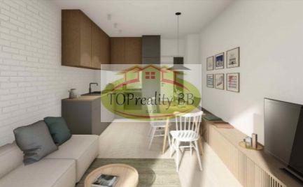 ZĽAVA !!  -  Tehlový byt 3 izbový, 61 m2, Banská Bystrica - sídlisko v  rekonštrukcii – cena 133 000€