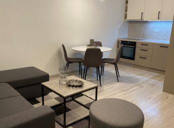 BA II. Na prenájom 2 izbový byt v novostavbe na Uzbeckej ulici