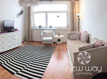 Na predaj slnečný 1 izbový byt Bratislavská - Bratislava-Záhorská Bystrica