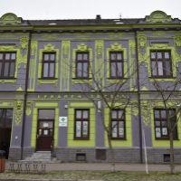 Polyfunkčný objekt, Šaštín-Stráže, 1000 m², Čiastočná rekonštrukcia