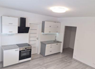 2 izbový byt práve dokončená rekonštrukcia
