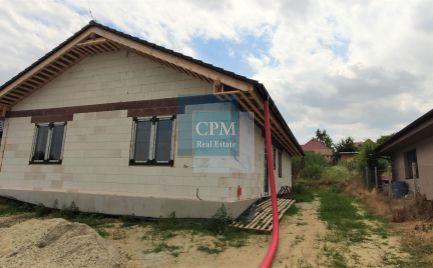 Predaj, novostavba rodinný dom 615m2 poz., Alekšince, okr. Nitra