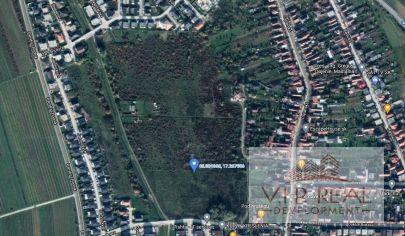 Na predaj pozemok Pezinok, Rozálka-Sever - investičný pozemok