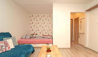 Na predaj 1.izbový byt Nové Mesto, Tehelná.