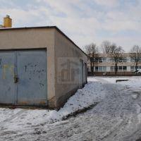 Garáž jednotlivá, Dunajská Streda, 18 m², Pôvodný stav