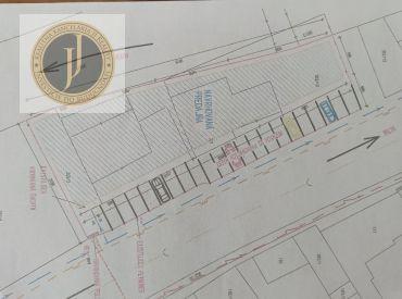 Pozemok o výmere 1.164 m2 s ÚR na predajňa + skladová hala /Veľké Kostoľany/