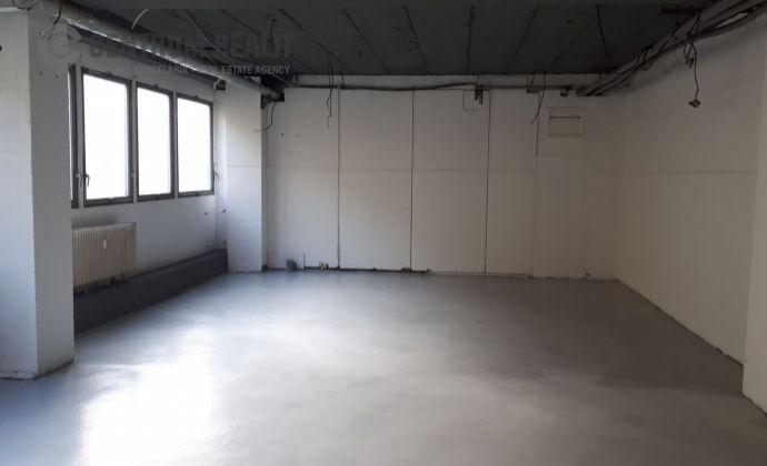Vykurovaný skladový priestor, 77 m2, Pestovateľská, BAII- Trnávka