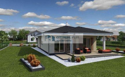POSLEDNÝ 5 árový pozemok !!!!Predaj 4 izbová novostavba v meste Šurany