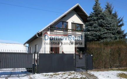 Rodinný dom na predaj v obci Jelka