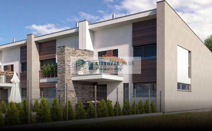 Predaj rodinného domu v radovej zástavbe Nové Zámky