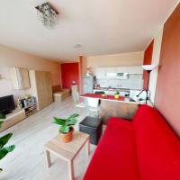 1 izbový byt, Bratislava-Vrakuňa, 37 m², Novostavba