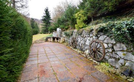 Murovaná chata - Krpeľany