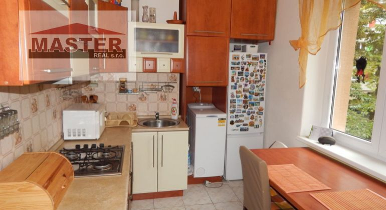 MASTER REAL-Na Predaj 2-izbový byt  58 m2, Handlová, okres Prievidza
