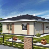 Rodinný dom, Nové Zámky, 100 m², Projekt