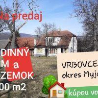 Rodinný dom, Vrbovce, 100 m², Pôvodný stav