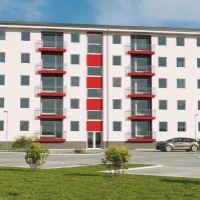 2 izbový byt, Dunajská Streda, 56.10 m², Vo výstavbe