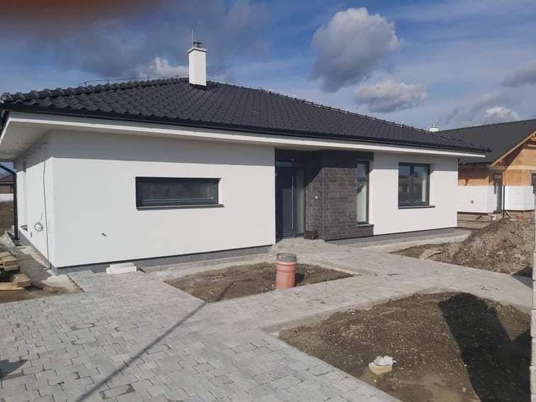 Rezervovaný DELTA | Moderný 4 izbový rodinný dom bungalov, Miloslavov, časť Alžbetin Dvor