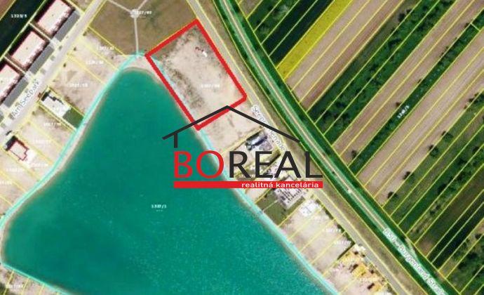 Atraktívne stavebné pozemky v Kittsee, AT pri jazere – Seepark na predaj