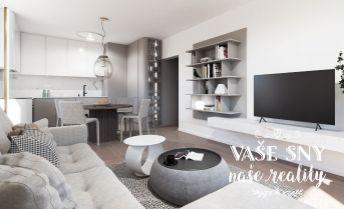 OS Hanzlíkovská, Bytový dom č.10, 3-izbový byt č. 9 v štandardnom prevedení za 142.500 €