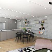 4 izbový byt, Bratislava-Karlova Ves, 124 m², Novostavba