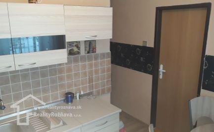 2 izbový tehlový byt.