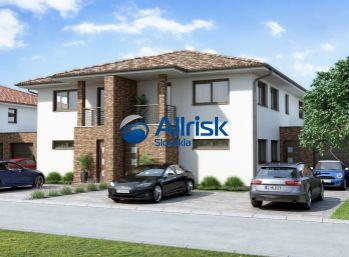 3-izbový byt s vlastným parkovacím miestom, záhradkou a terasou