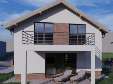 Poschodový dom na slnečnom pozemku v Bitarovej