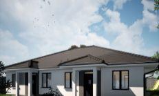 Novostavba rodinného domu na predaj, Okoličná na Ostrove