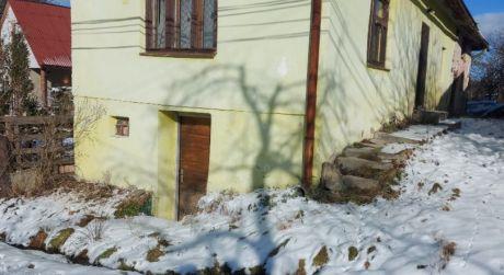 Predaj rodinného domu v obci Detvianska Huta.