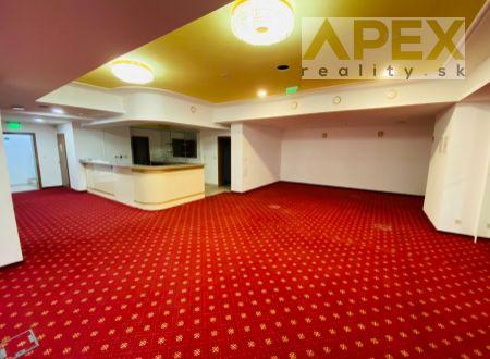Exkluzívne APEX reality prenájom priestorov v centre Topoľčian, 250 m2, vyhradené parkovanie