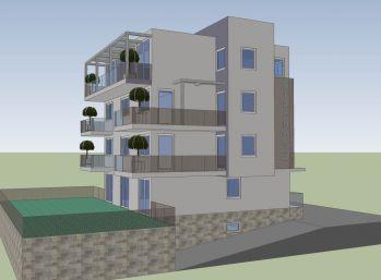 PROMINENT REAL predá rodinný dom so stavebným povolením na polyfunkčný dom na Kramároch.
