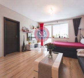REZERVOVANÉ_2 izb. byt s veľkou loggiou, garážové státie, novostavba, Stupava