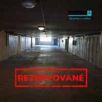 Garáž jednotlivá, Košice-Nad jazerom, 23 m², Kompletná rekonštrukcia