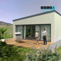 Pre rodinné domy, Rajecké Teplice, 770 m²
