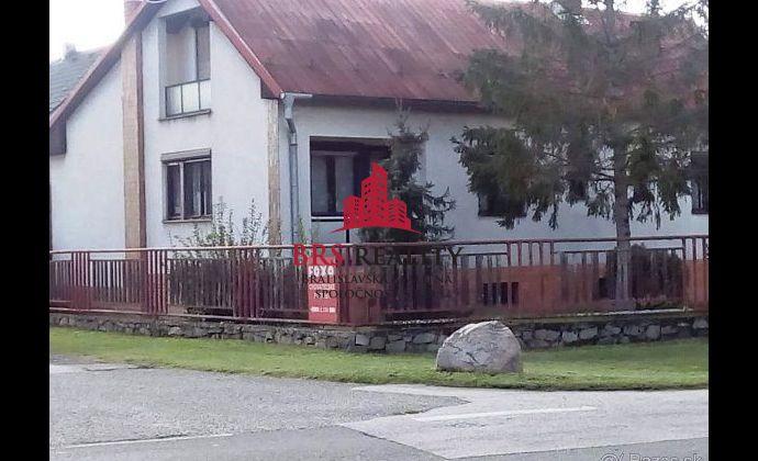 Predaj rodinného domu - Plavecký štrvtok