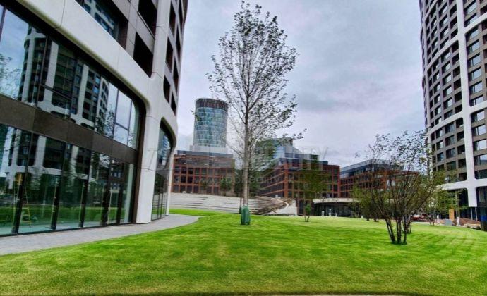 2 izb. byt v Sky parku možnosť garážového státia a kobky
