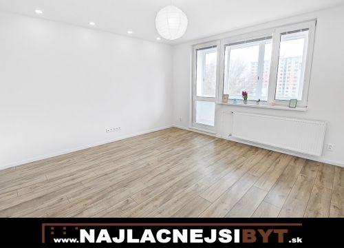 Najlacnejsibyt.sk: Nám. Hraničiarov.,73 m2, 3 izby, kompletná rekonštrukcia Február 2021