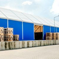 Sklad, Bytča, 450 m², Pôvodný stav