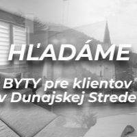 3 izbový byt, Dunajská Streda, Čiastočná rekonštrukcia