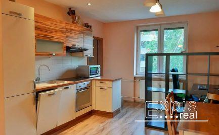 PRENÁJOM slnečný DOG FRIENDLY 3 izbový byt Trebišovská, Ružinov EXPIS REAL