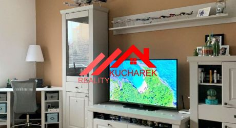 Kuchárek-real: Ponuka 1- izbového bytu, prerobeného na 2 izbový