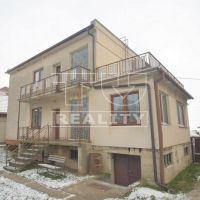 Rodinný dom, Horné Orešany, 234 m², Čiastočná rekonštrukcia