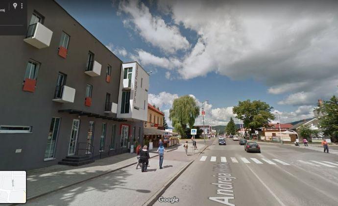 Priestory na Bojnickej ceste vhodné k zriadeniu obchodnej prevádzky, predajne, showroomu, klientského centra - 40-200m2