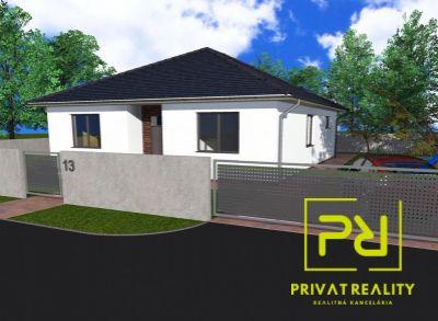 Ponúkame Vám na predaj rodinný 4 izbový rodinný dom  v obci : Zohor.