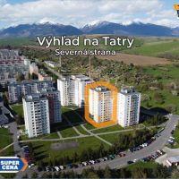 3 izbový byt, Liptovský Mikuláš, 75 m², Čiastočná rekonštrukcia