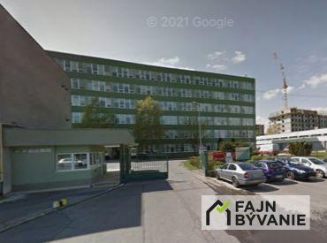 Prenájom - kancelárie/ skladové priestory v BA - Dúbravke v areáli Tesla na Drobného ul. s parkovaním priamo pred budovou