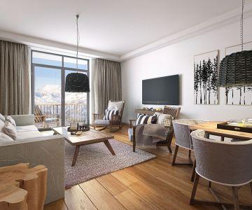 Posledný penthouse v projekte Damian Jasná Hotel Resort & Residences
