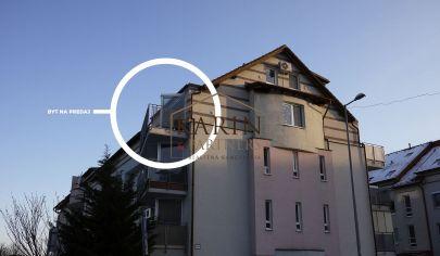 PREDAJ - príjemný 2 izbový byt s balkónom a panoramatickým výhľadom, Svätý Jur pri Bratislave