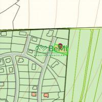 Pre rodinné domy, Vlková, 724 m²